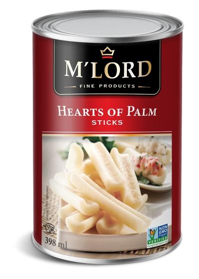 Hearts of palm - Sticks
