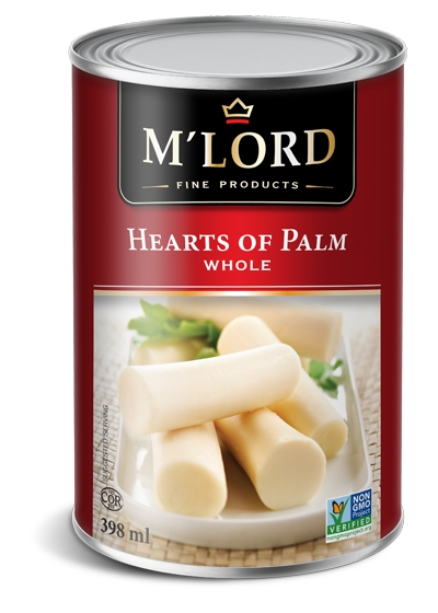 Hearts of palm - Whole